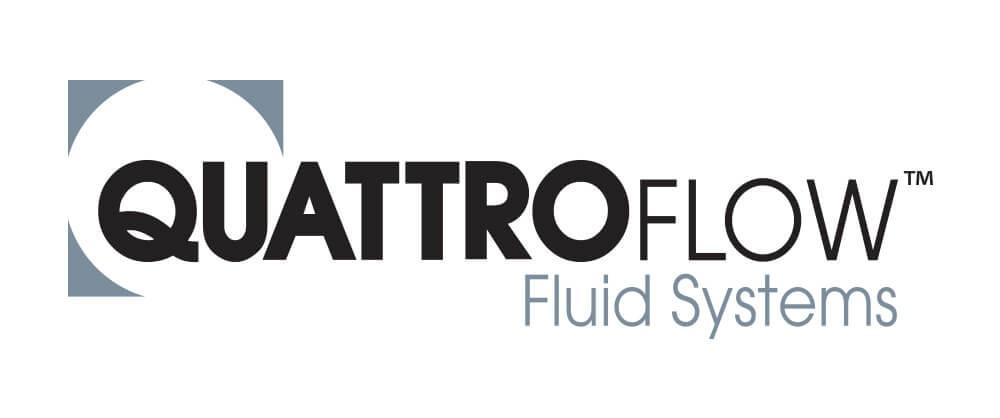 Quattroflow logo.