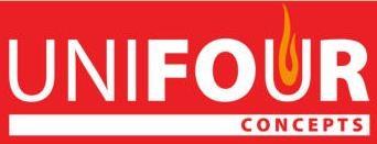 Unifour B.V. logo.