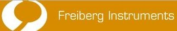 Freiberg Instruments GmbH logo.
