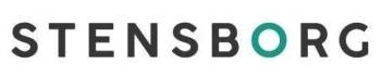 Stensborg logo.