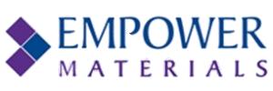 Empower Materials logo.