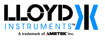 Lloyd Instruments Ltd. logo.