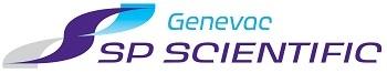 Genevac logo.