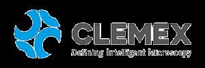 Clemex Technologies logo.