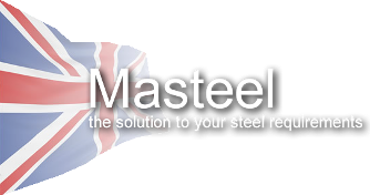 Masteel UK Ltd logo.