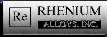 Rhenium Alloys, Inc.