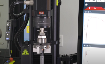 Video of Instron's Torsion Add-On 3.0 for Electromechanical Testing Systems