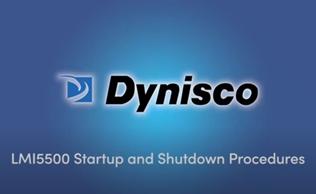 Dynisco LMI5500 Melt Flow Indexers