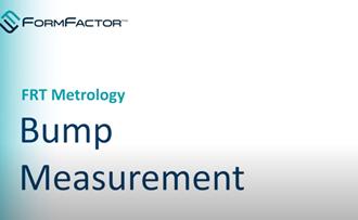 Bump Measurement