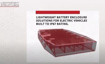 TRB's Battery Enclosure for EV Vehicles
