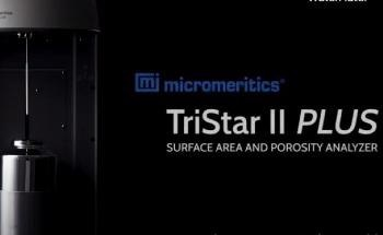 TriStar II Plus: Automated Gas Adsorption Analyzer