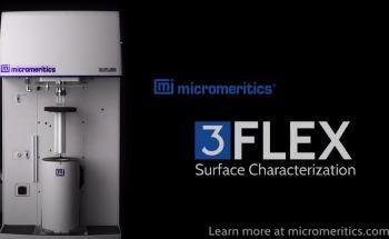 Micromeritics 3Flex: Surface Characterization Analyzer