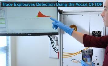 Vocus CI-TOF: Trace Explosives Detection