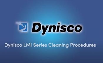 Dynisco LMI Series Cleaning Procedures
