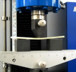 Three-Point Bend Flexural Test on Plastics