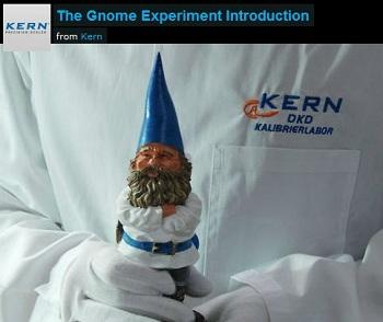 KERN - Gnome Experiment