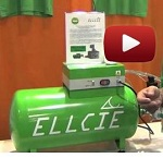 The Green Vacuum from Ellcie - Martin Klein - President of Ellcie