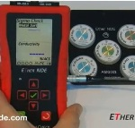 Configuration of ETher NDE ECT SigmaCheck Conductivity Meter for Metal Sorting