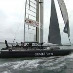 Future Fibres' Code Cables Deployed in AC45 Wing-sailed Catamaran