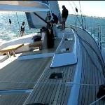 Yacht Equipped with Future Fibres' Rigging Survives Southern Wind