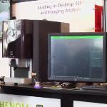Phenom pro X Desktop SEM from Phenom World at Pittcon 2013