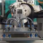 Overmoulding Process of Thick-Walled Optical Components from Arburg