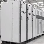 PCS100 Medium Voltage UPS System from ABB