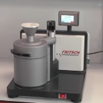 High-Performance Variable Speed Rotor Mill from FRITSCH