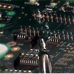 Selective Soldering Service from Digicom