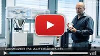 AUTOSAMPLER for CAMSIZER P4 - RETSCH TECHNOLOGY - Short Introduction