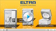 Elemental Analyzer CS-2000 - ELTRA