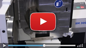 Cutting Mill SM 300 - Features & Applications