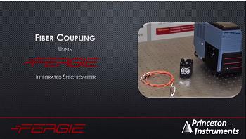 FERGIE Spectrograph- Fiber Coupling