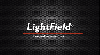 LightField - Designed for Researchers