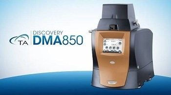 The Most Powerful Dynamic Mechanical Analysis - Discovery DMA 850