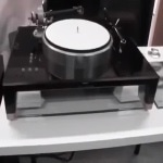 New Döhmann Helix 1 Turntable with Minus K Vibration Isolator