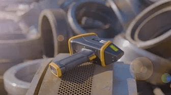 Handheld LIBS Analyser for Scrap Metal Analysis