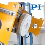 PI Offers Heavy-Duty Lifting and Rotating Platform