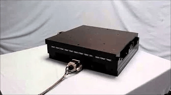 Video of High Capacity Linear Stage - Dover Motion XYL™ Series