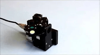 Video of Dover Motion's Automated Fluorescence Filter Wheel