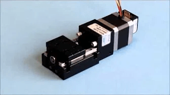Video of a Miniature Linear Stage - The Dover KV™