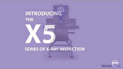 Video to Show the Range of X5 X-Ray Inspection Equipment from LOMA SYSTEMS