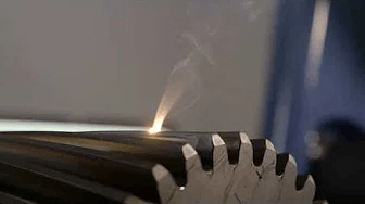 Laser Hardening with AL-ROCK - Video