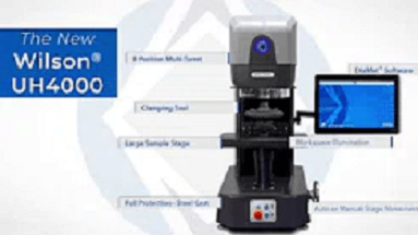 Video to Show the Wilson® UH4000 Universal Hardness Tester
