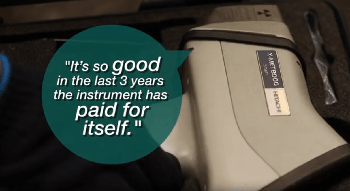 Investing in a Handheld XRF for Quality Assurance and Control