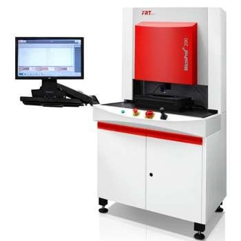The Multi-Sensor Metrology Tool - MicroProf 200