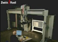 Demonstration of An Automated Tensile Test on Hot-rolled Steel by Zwick