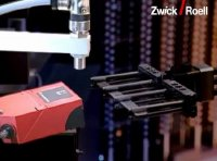 Automatic Tensile Testing System for Elastomers by Zwick