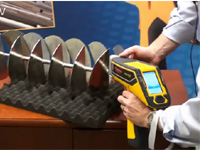 Stainless Steel Analysis with the Niton XL2 Handheld XRF Analyzer