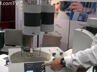 The STA 449 F1 Simultaneous TGA/DSC from Netzsch Instruments